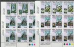 SG 1428-31 Centenary of National Parks Movement set of 4 imprint blocks of 6 (NF1/116)